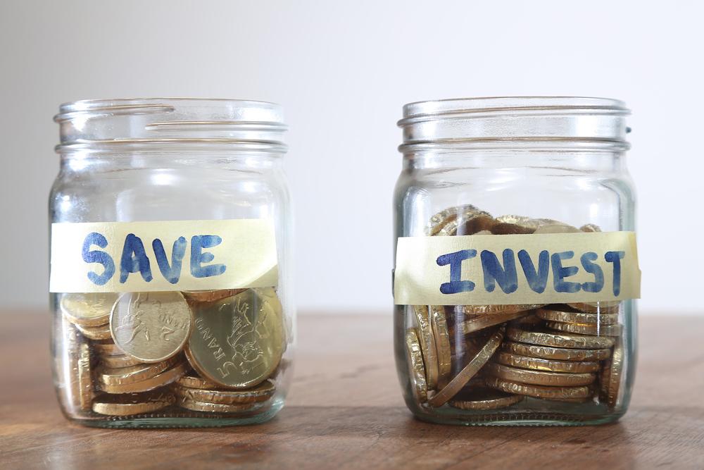 پسانداز یا سرمایهگذاری؟
